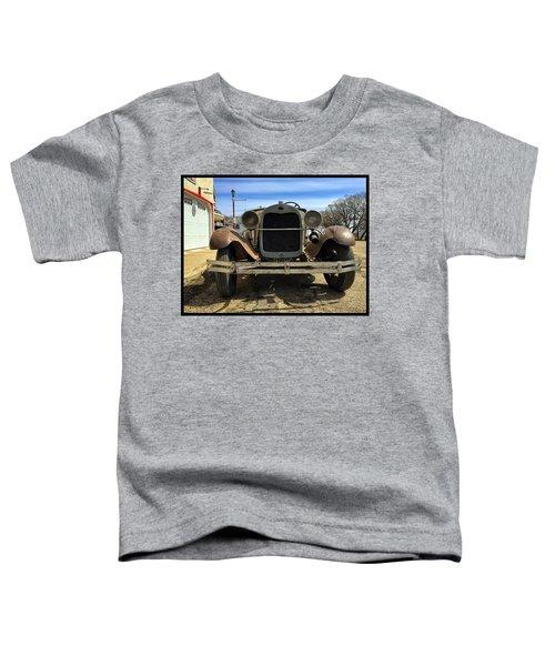 Old Banger Toddler T-Shirt