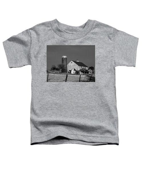 Old Barn 1 Toddler T-Shirt