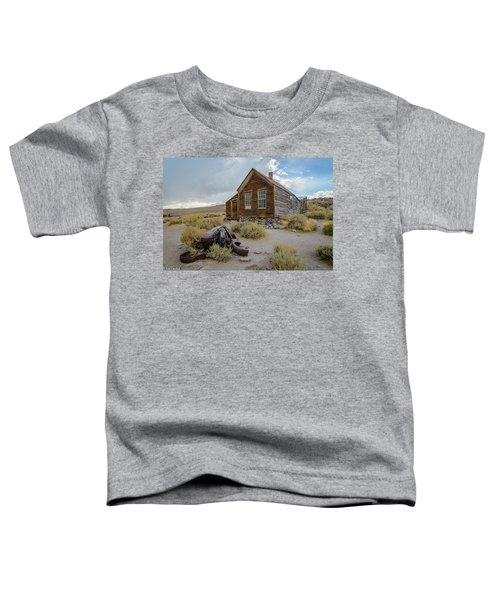 Old Bodie House II Toddler T-Shirt