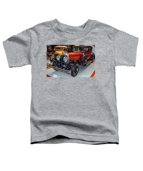 Old Car Toddler T-Shirt