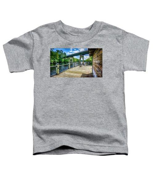 Old Conway Bridge Toddler T-Shirt