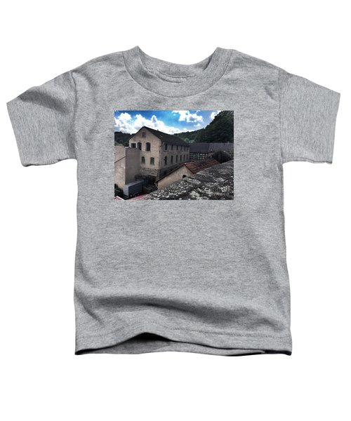 Old Factory  Toddler T-Shirt