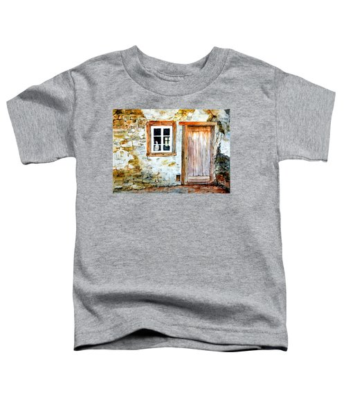 Old Farm House Toddler T-Shirt