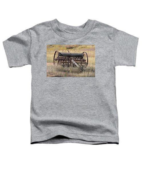 Farm Implament Westcliffe Co Toddler T-Shirt