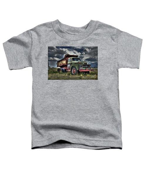 Old International #2 Toddler T-Shirt