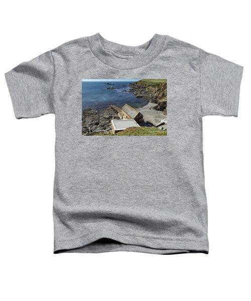Old Lifeboat Station Toddler T-Shirt