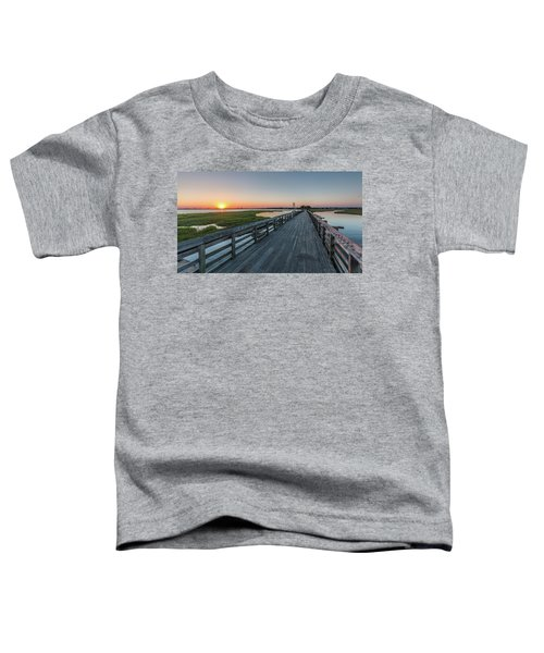 Old Pitt Street Bridge  Toddler T-Shirt