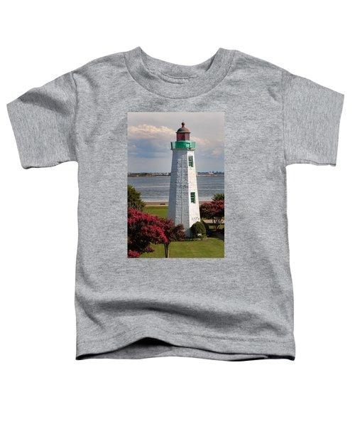 Old Point Comfort Light Toddler T-Shirt