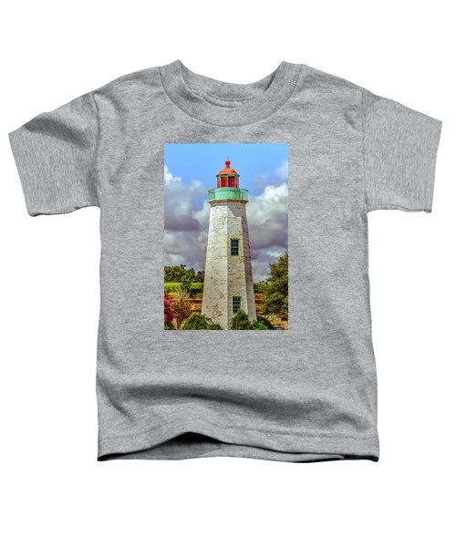 Old Point Comfort Lighthouse Toddler T-Shirt