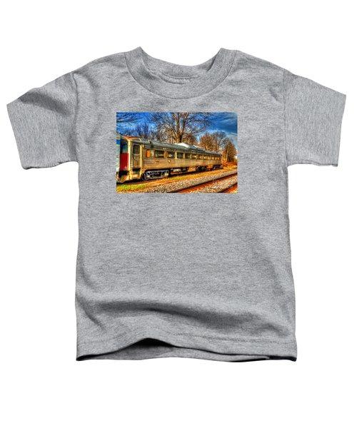 Old Rail Car Toddler T-Shirt