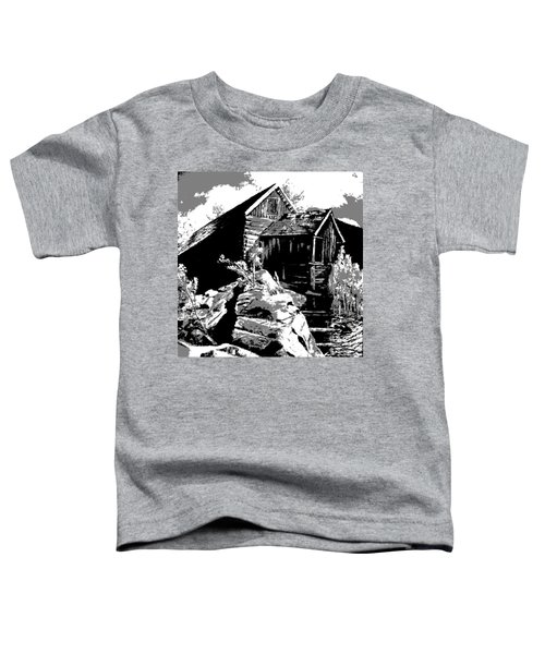 Old Rocky Mill Toddler T-Shirt