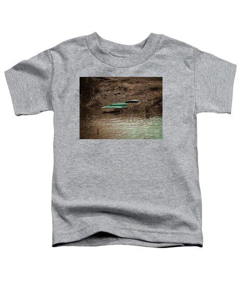 Old Skiff Toddler T-Shirt