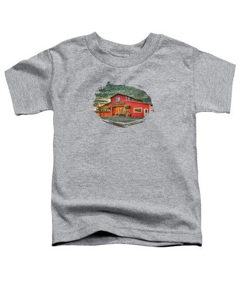 Old Town Mall Bandon Toddler T-Shirt