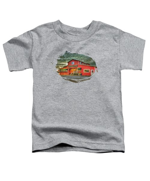 Old Town Mall Bandon Toddler T-Shirt