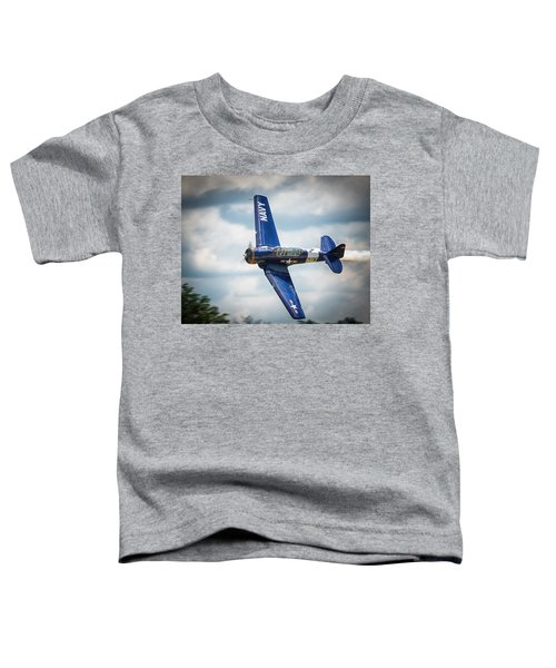Old Warbird Trainer Toddler T-Shirt