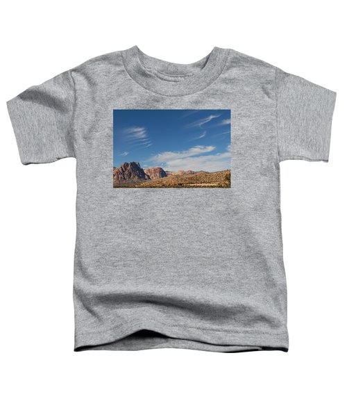 Old West Poles Toddler T-Shirt