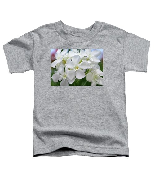 Oleander Ed Barr 3 Toddler T-Shirt