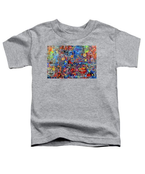 On A Chip Toddler T-Shirt
