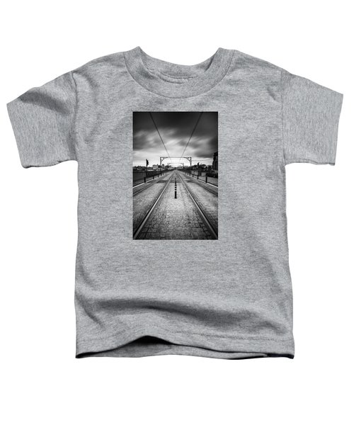 On A Gloomy Day Toddler T-Shirt