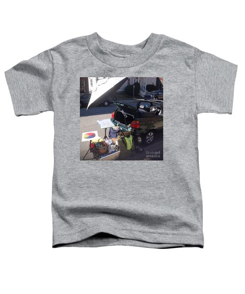On Location Toddler T-Shirt