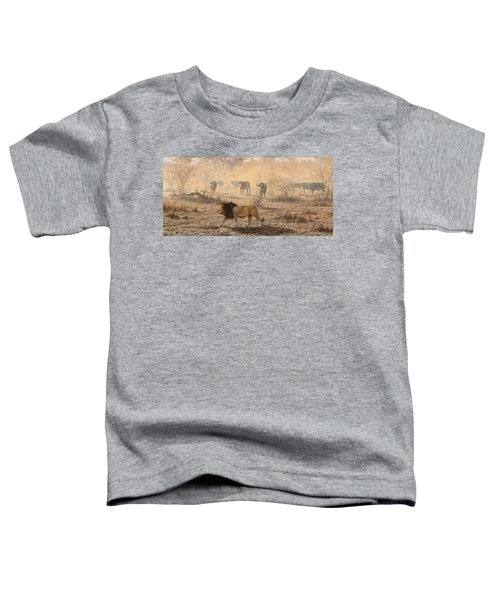 On Patrol Toddler T-Shirt