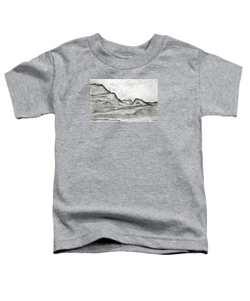 On The East Face Toddler T-Shirt