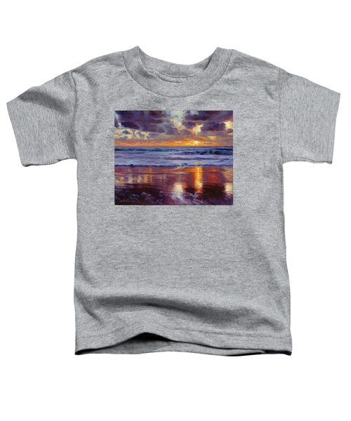 On The Horizon Toddler T-Shirt