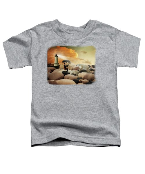 On The Lookout Toddler T-Shirt
