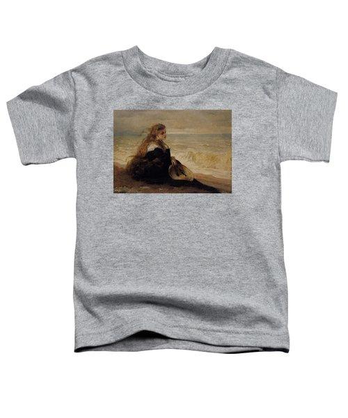On The Seashore Toddler T-Shirt