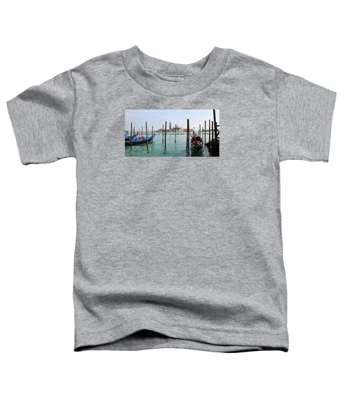 On The Waterfront Toddler T-Shirt