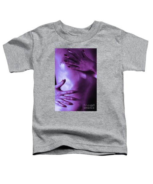 On Tv Toddler T-Shirt