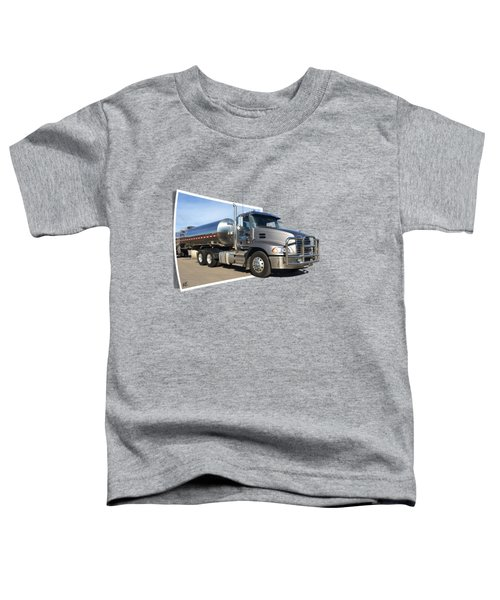 One Stack Mack Graphic Toddler T-Shirt