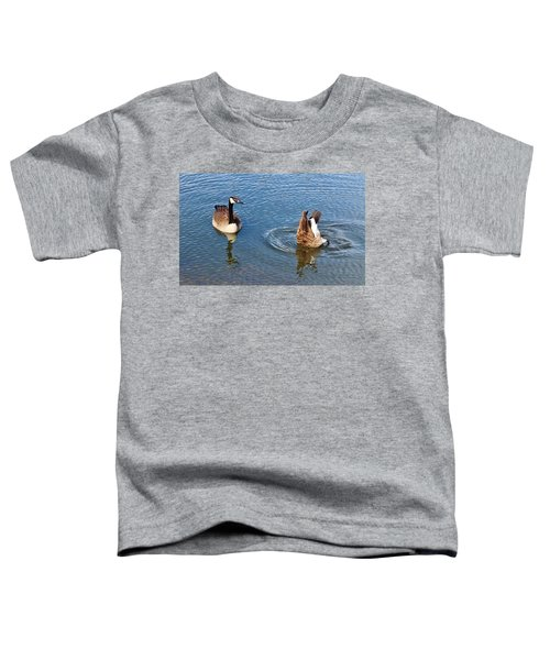 One Up One Down Toddler T-Shirt
