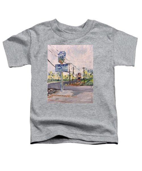Open March 3 Toddler T-Shirt