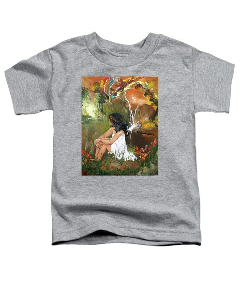 Open-minded Toddler T-Shirt