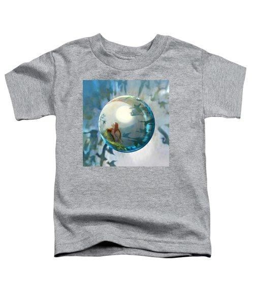 Orbital Flight Toddler T-Shirt
