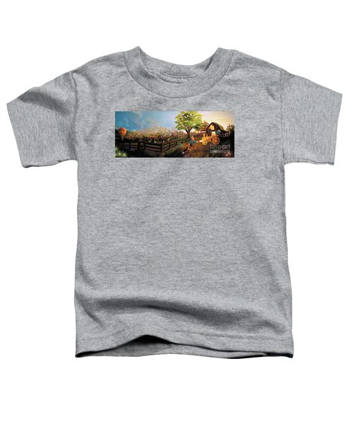 Orchard And Barn Toddler T-Shirt