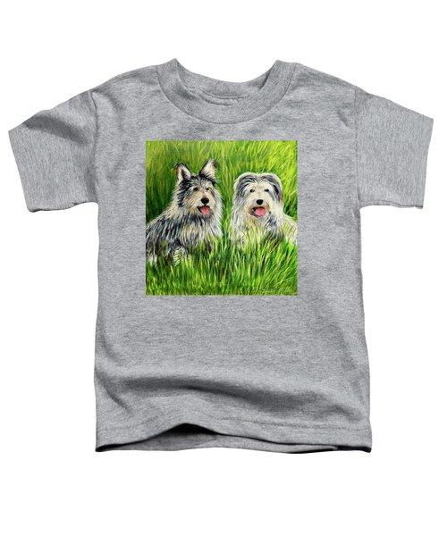 Oskar And Reggie Toddler T-Shirt