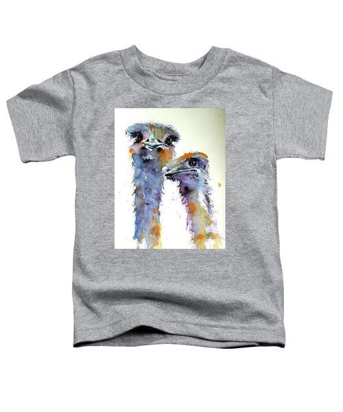 Ostriches Toddler T-Shirt