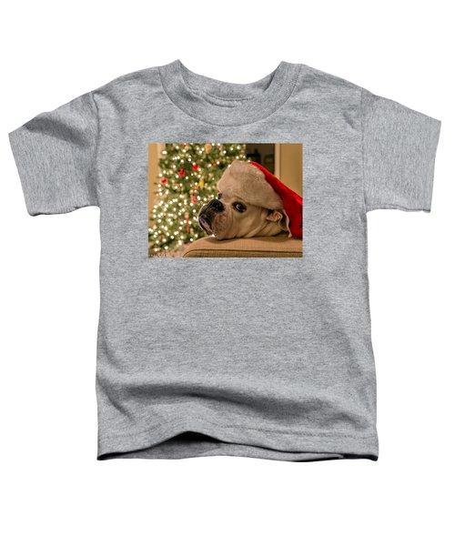 Otis Claus Toddler T-Shirt