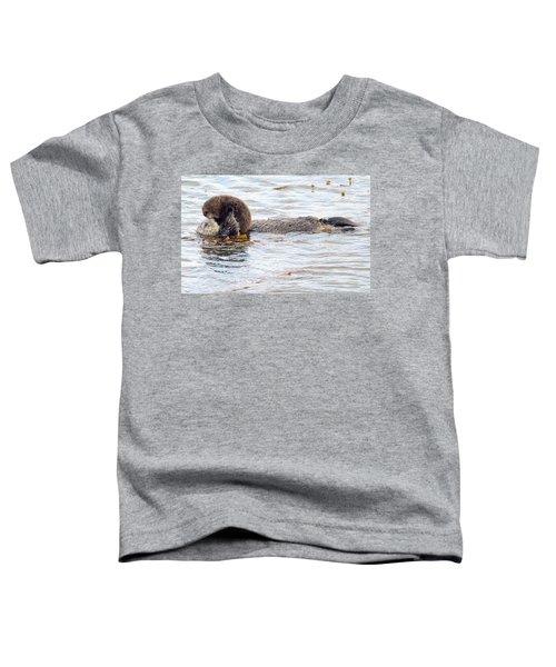 Otter Love Toddler T-Shirt