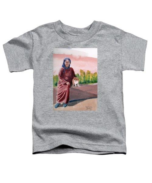 Oum  Toddler T-Shirt
