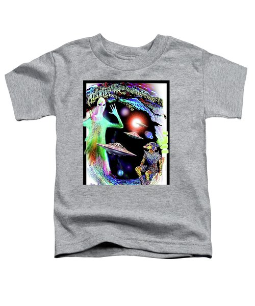 Our Fellow Space Citizens Toddler T-Shirt
