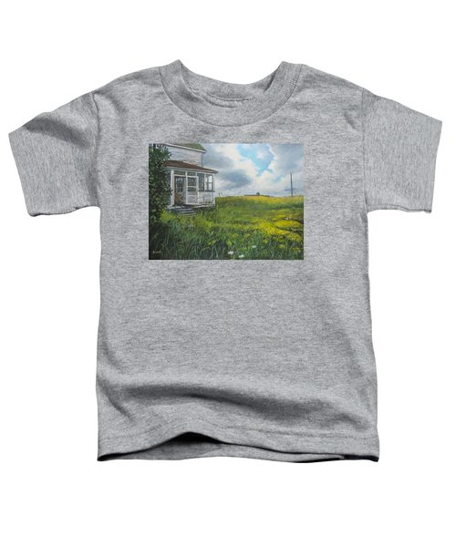 Out Back Toddler T-Shirt