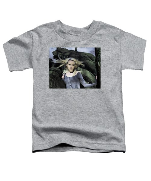 Out Of The Shadows Toddler T-Shirt