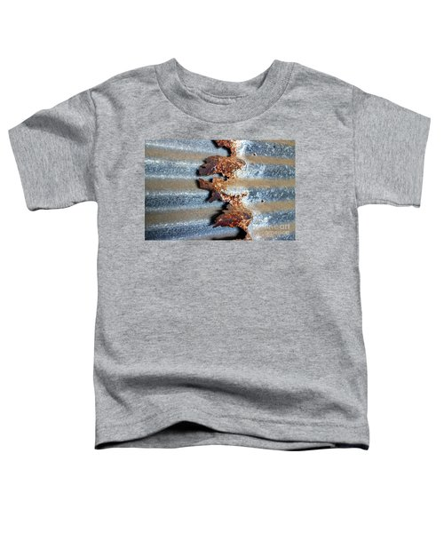 Toddler T-Shirt featuring the photograph Over And Above by Stephen Mitchell
