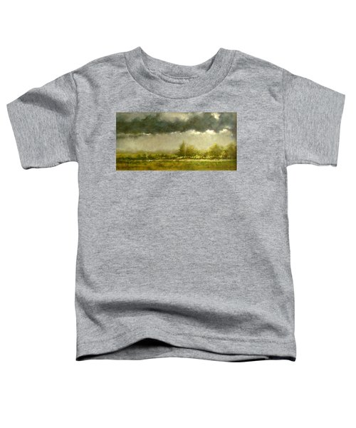 Overcast Day At The Refuge Toddler T-Shirt