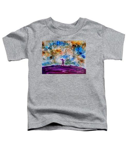 Overwhelmed Toddler T-Shirt
