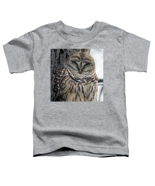 Owl See You Soon Toddler T-Shirt