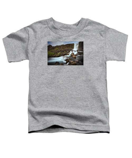 Oxararfoss Toddler T-Shirt
